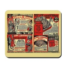 Vintage Mojo Mousepad