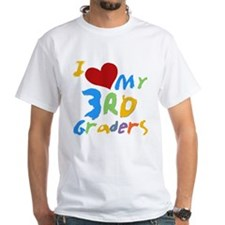 I Love My 3rd Graders Shirt