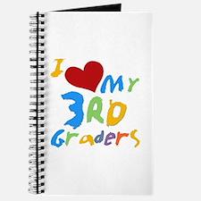I Love My 3rd Graders Journal