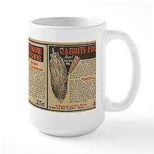 Large Vintage Hoodoo Catalog Mug