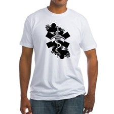 Nurse Heart Tattoo Shirt