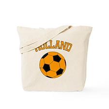 Holland Voetbal Tote Bag
