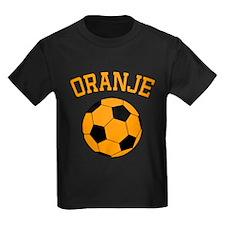 Oranje Voetbal T
