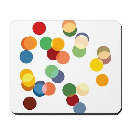 Festive Lights Mousepad