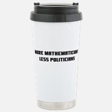 Unique I hate math Travel Mug