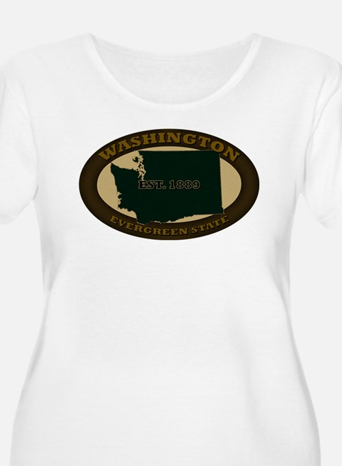 Washington Est. 1889 T-Shirt