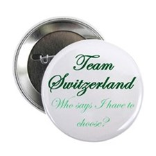"Team Switzerland 2.25"" Button"