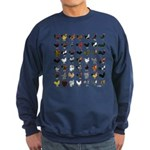 49 Roosters Sweatshirt (dark)