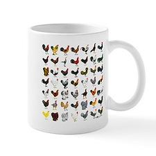49 Roosters Mug