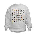 49 Roosters Kids Sweatshirt