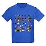 49 Roosters Kids Dark T-Shirt
