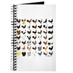 49 Roosters Journal