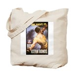 Let Em Have It Tote Bag