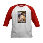 Let Em Have It (Front) Kids Baseball Jersey