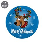 Merry Christmas Reindeer 3.5
