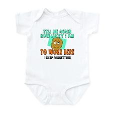 My Job Infant Bodysuit
