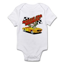 Muscle Car Madness Infant Bodysuit