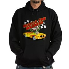 Muscle Car Madness Hoodie