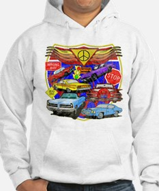 Classic Muscle Cars Hoodie