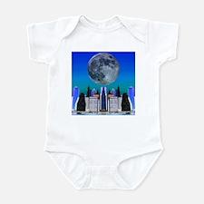 NYC Blue Moon Infant Bodysuit