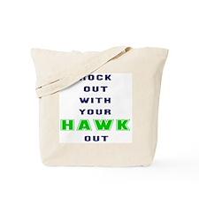 Seahawks Tote Bag