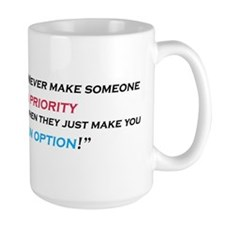 priority-option Mug