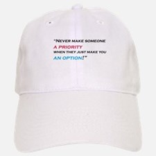 priority-option Baseball Baseball Cap