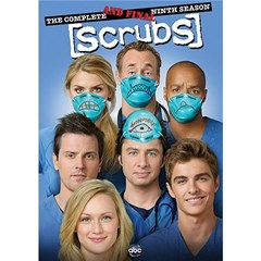 Scrubs: The Complete Ninth Season Dvd