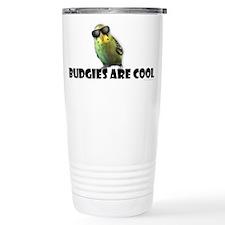 Budgies are Cool Travel Mug