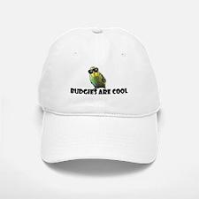 Budgies are Cool Baseball Baseball Cap