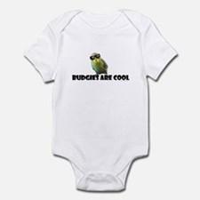 Budgies are Cool Infant Bodysuit