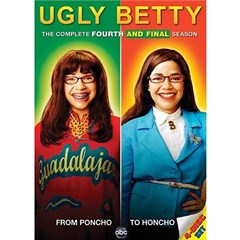 Ugly Betty: The Complete Fourth Season Dvd