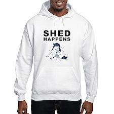 Shed Happens Hoodie