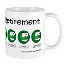 Retirement Small Mug
