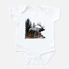 Elkaholic Infant Bodysuit