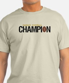 Fantasy League Champion T-Shirt