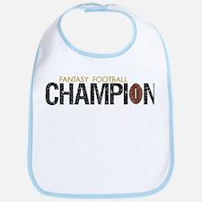 Fantasy League Champion Bib