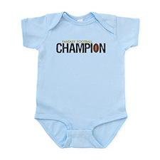 Fantasy League Champion Infant Bodysuit