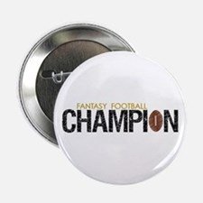 "Fantasy League Champion 2.25"" Button"