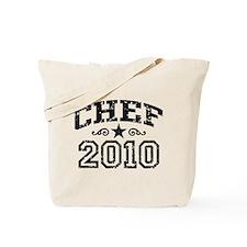 Chef 2010 Tote Bag