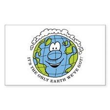 Only Earth Decal