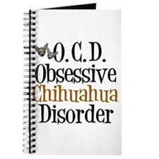 Obsessive Chihuahua Disorder Journal