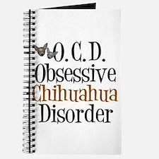 Obsessive Chihuahua Disorder Journal