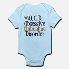 Obsessive Chihuahua Disorder Infant Bodysuit