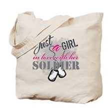Cool Gunner Tote Bag