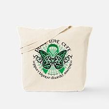 Bipolar Disorder Tribal Butte Tote Bag