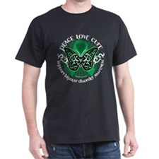 Bipolar Disorder Tribal Butte T-Shirt