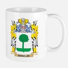 Schulze Family Crest - Coat of Arms Mugs