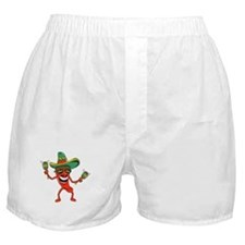 Hot Mexican Pepper Boxer Shorts
