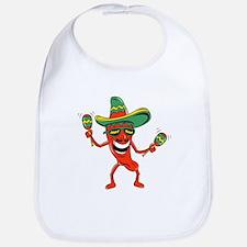 Hot Mexican Pepper Bib